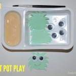 Yogurt Pot Play