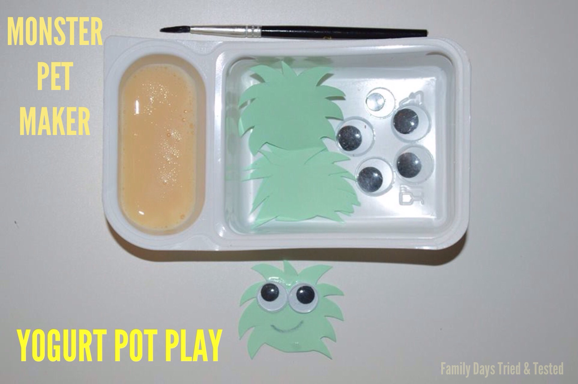 Yogurt Pot Play