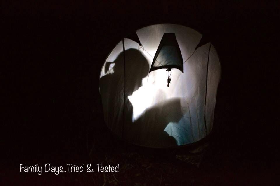 Ghost hunting & Spooky Storytelling