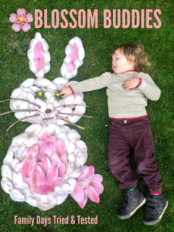 Easter & Spring Ideas - blossom buddies