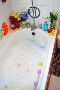 Easter & Spring Ideas - Springtime Easter Bath