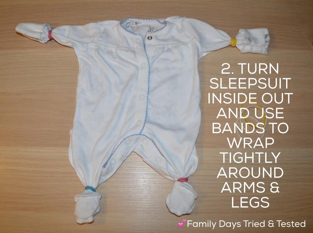 Baby's First Sleepsuit Keepsake Bear