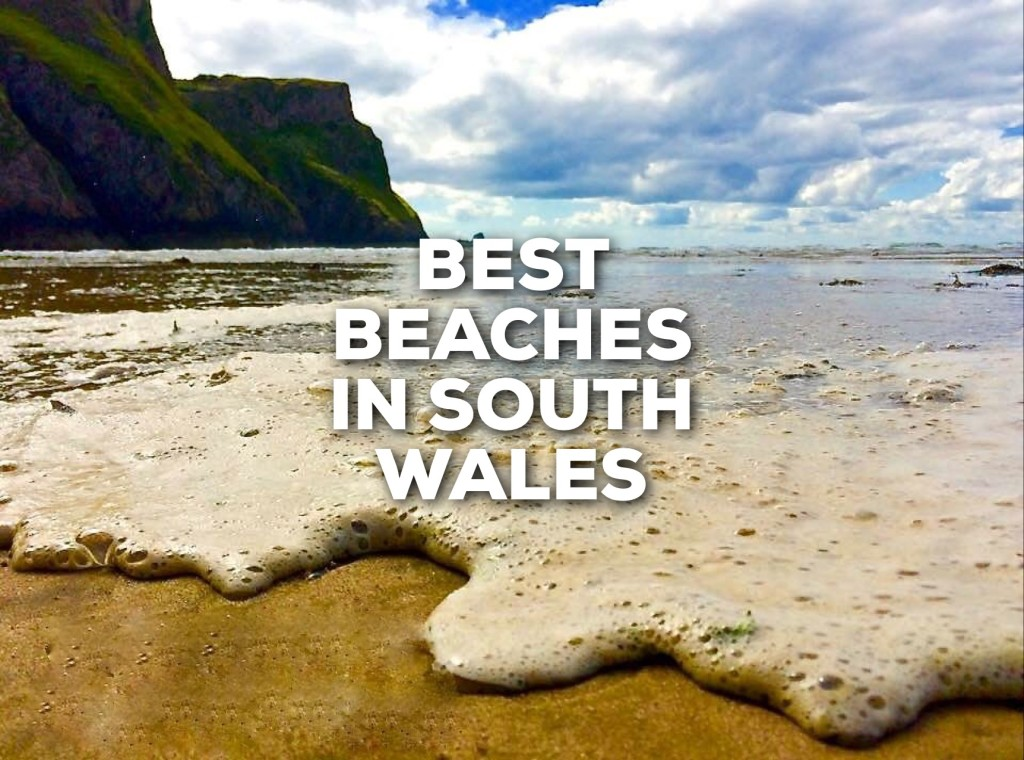 Best beaches in South Wales
