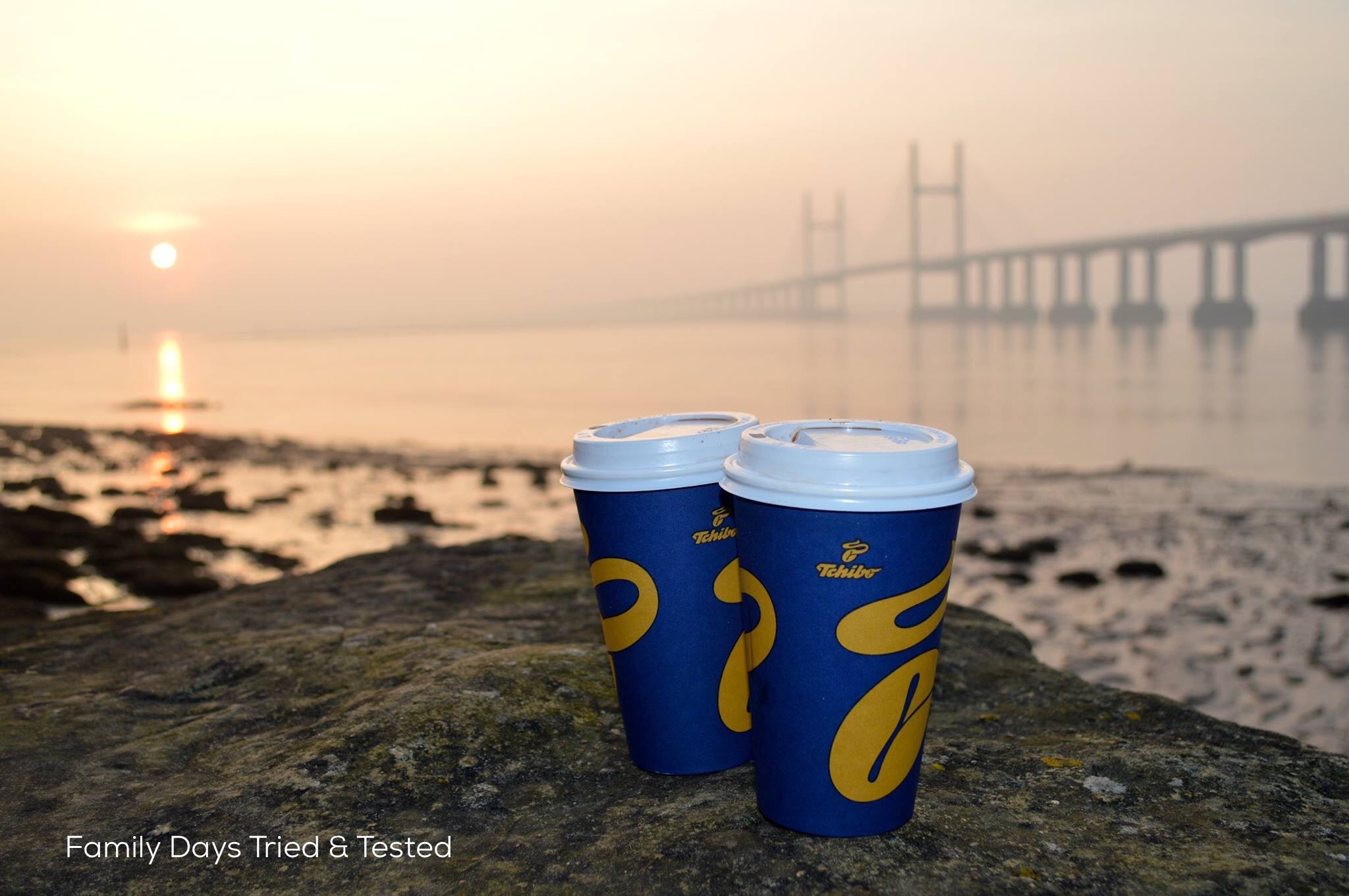 Chepstow archives family days tried and tested quality time sunrise at the severn bridge negle Choice Image