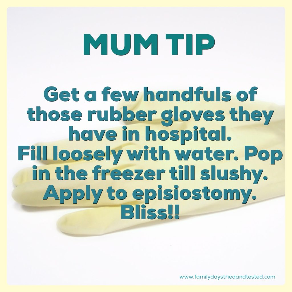 New Mum Tips