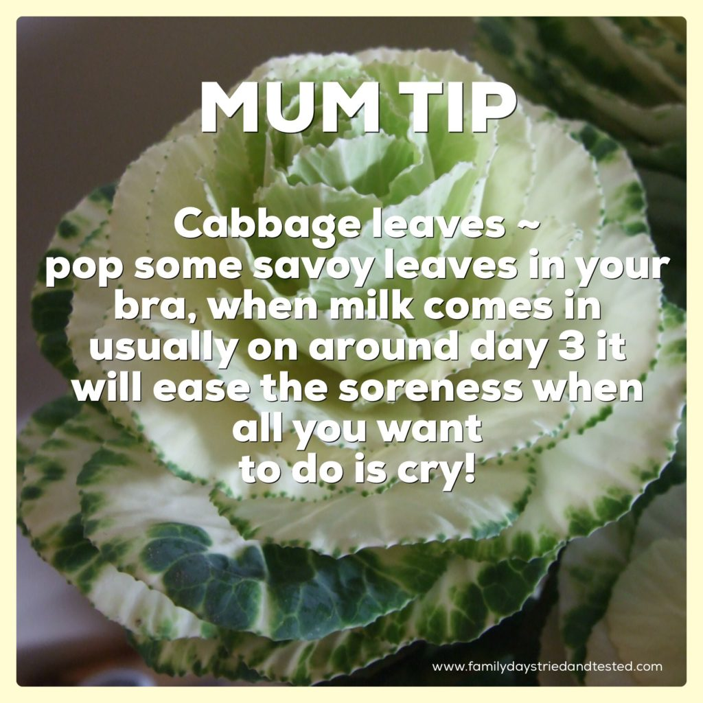 New Mum Tips