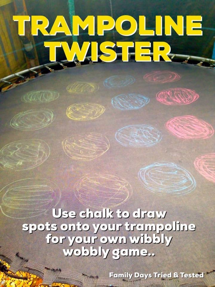 trampoline twister