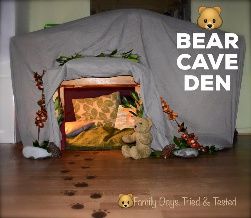 Den Day Ideas Family Days Tried And Tested