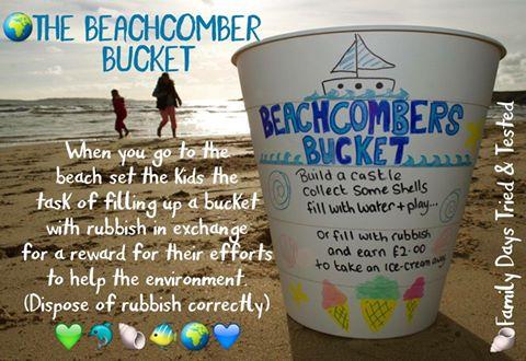Beachcomber Bucket