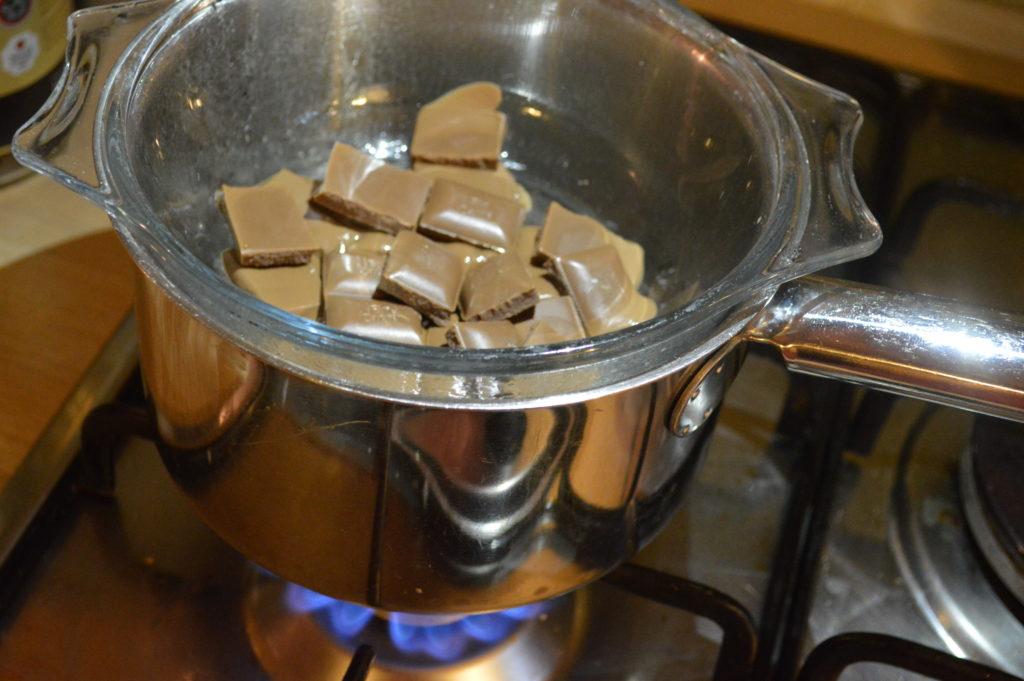 Chocolate Sprinkle Bowls