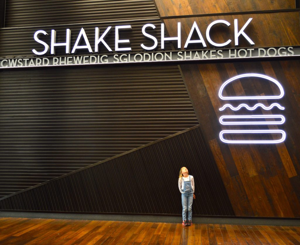 Shake Shack Cardiff Review