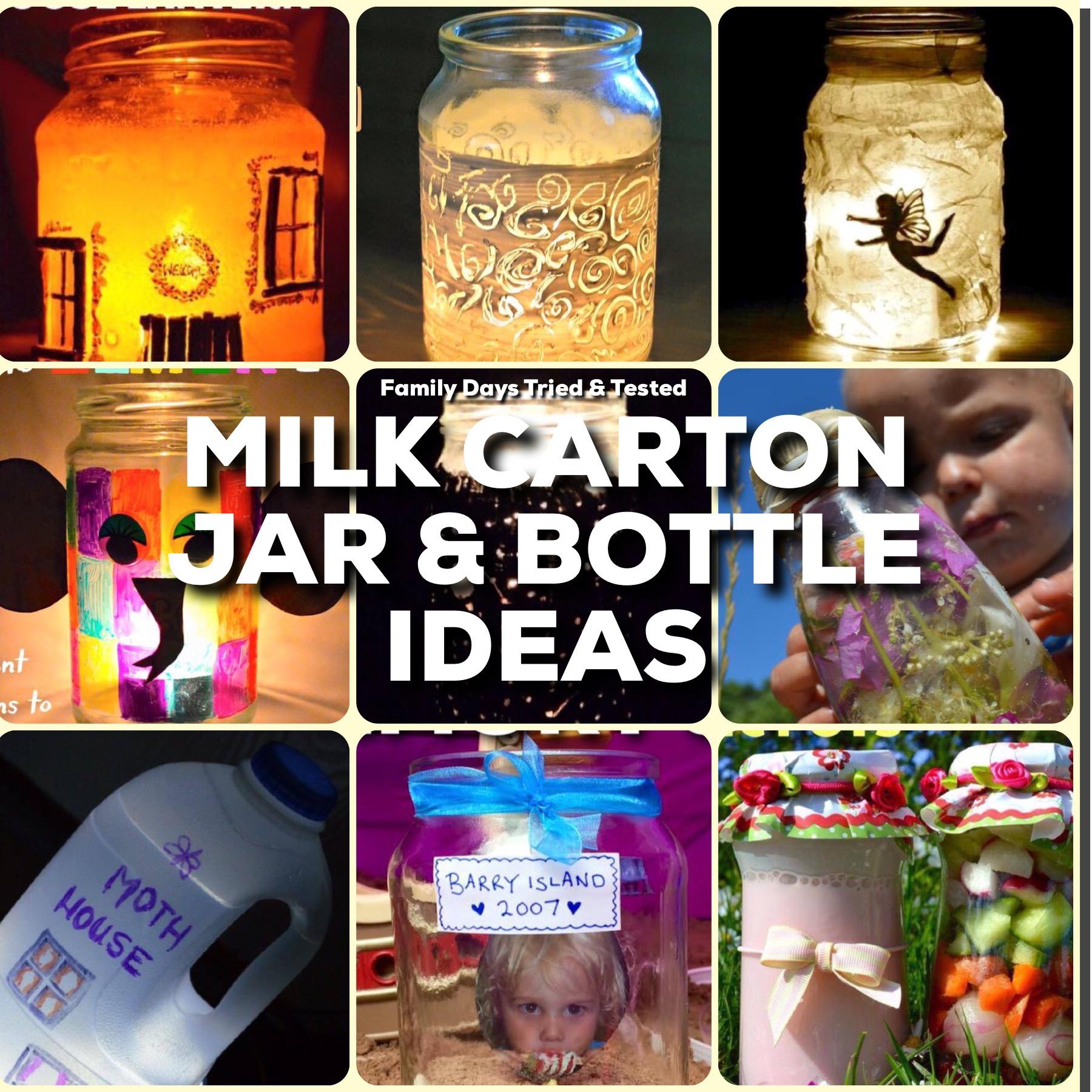37 Fun Simple Milk Carton Crafts Cheap Family Fun