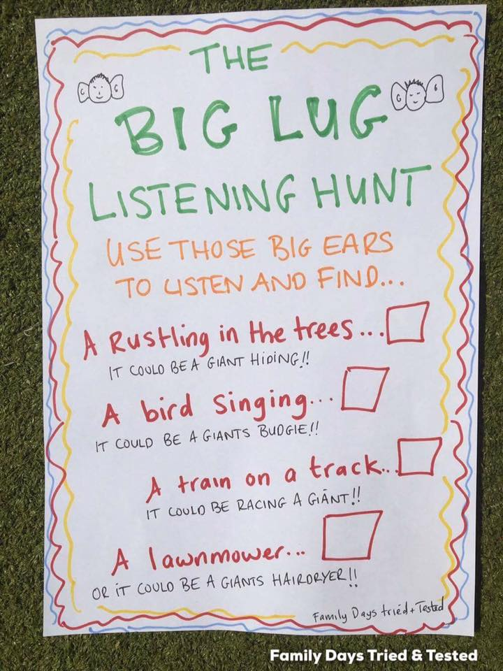 BFG Big Lug Listening Hunt