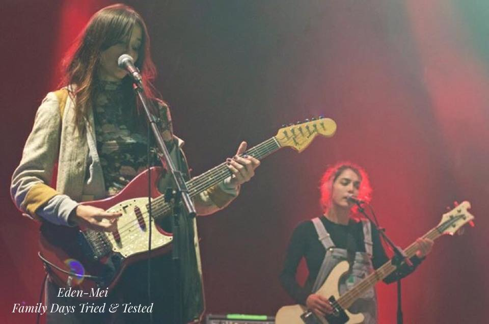 Warpaint at Green Man Festival