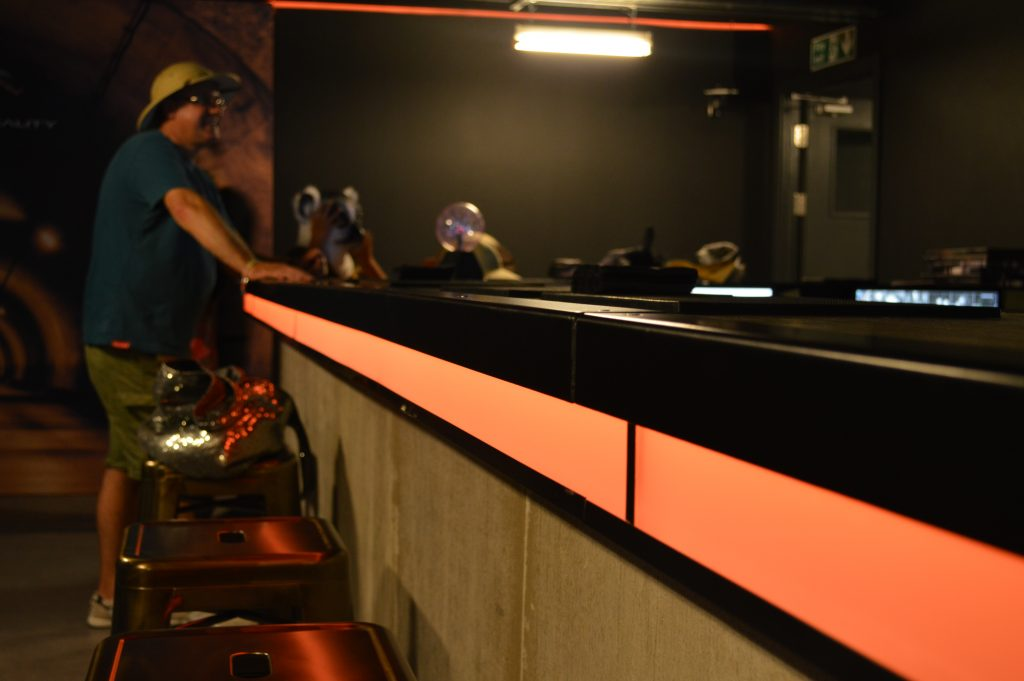 Xscape Reality Cardiff - The Bar