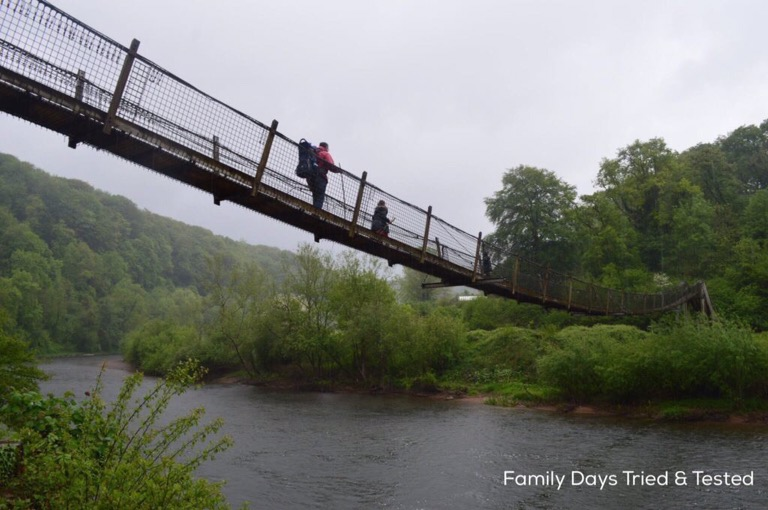 Forest of Dean Picnic Spots - Biblins Bridge