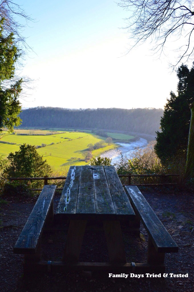 Forest of Dean Picnic Spots - Lower Wyncliff Viewpoint
