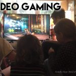 Friday night family fun ideas - video gaming