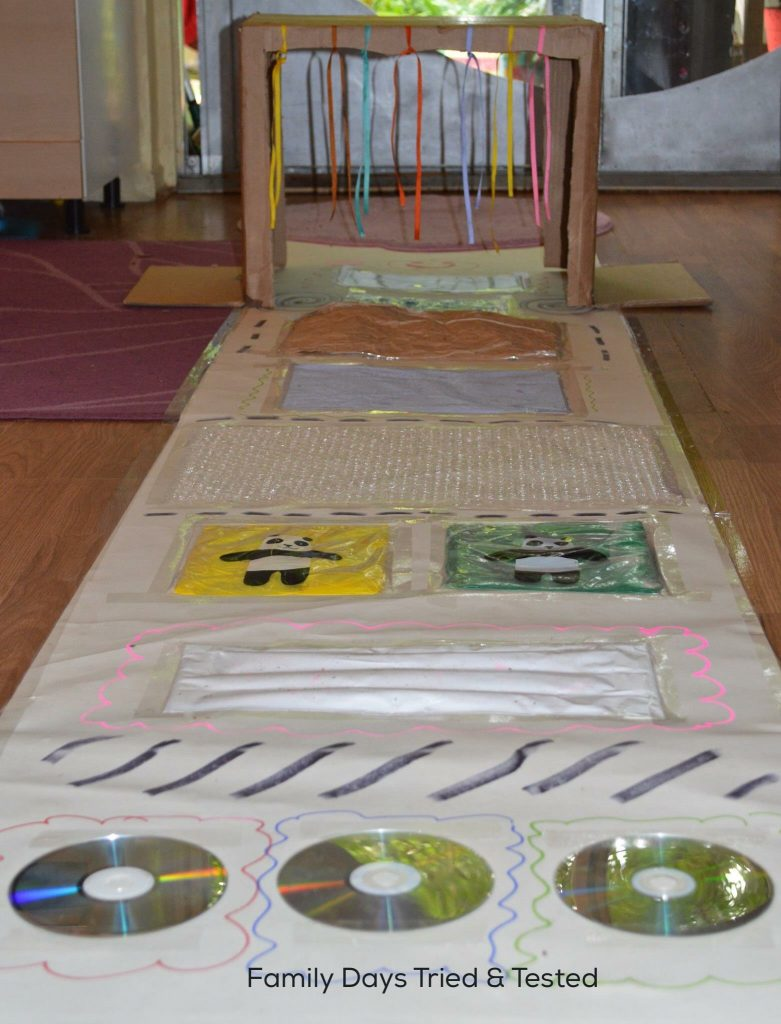 baby sensory play mat