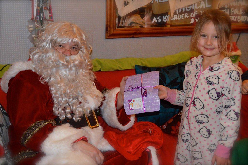 Santa and Mila