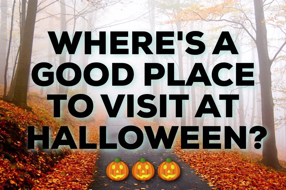 South Wales Halloween Events Guide