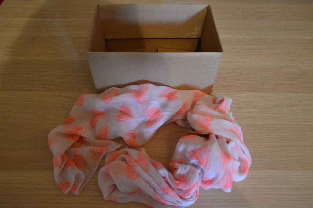 Baby Sensory Taggy Box