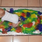 Paint Bag Roll Mat
