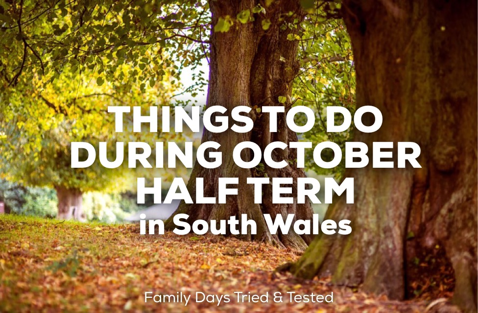 Things To Do In South Wales This Half Term