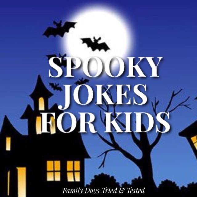 Spooky Jokes For Kids