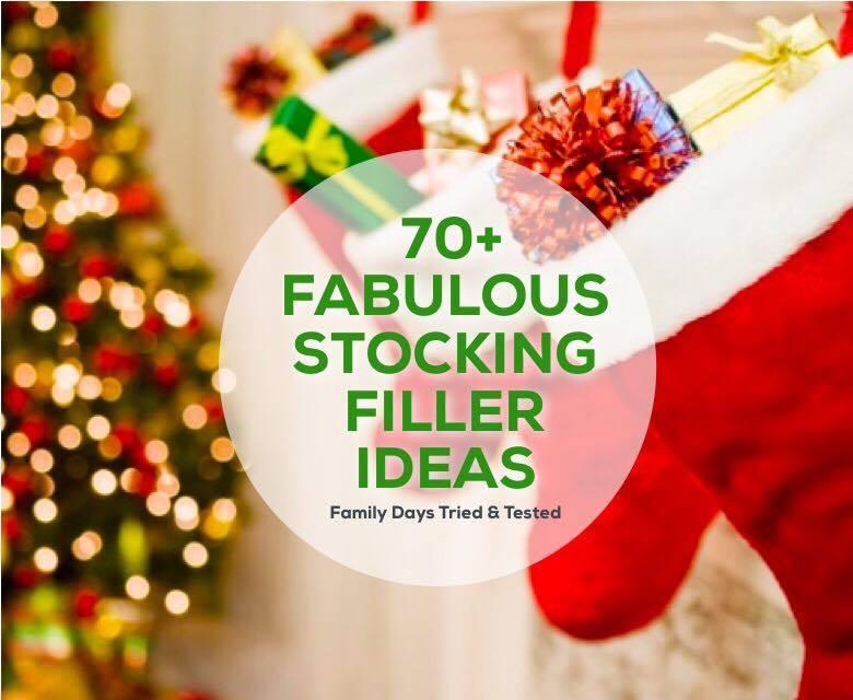 70 Fabulous Stocking Filler Ideas