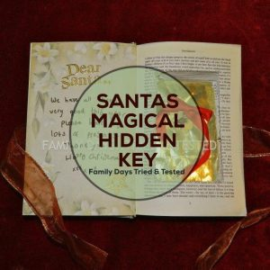 Santa's Magical Hidden Key