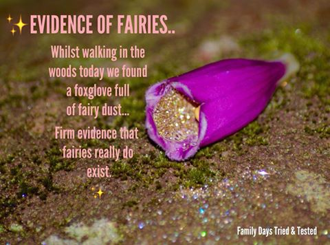 Ways to Get Kids Excited About Walking - fairy hunt