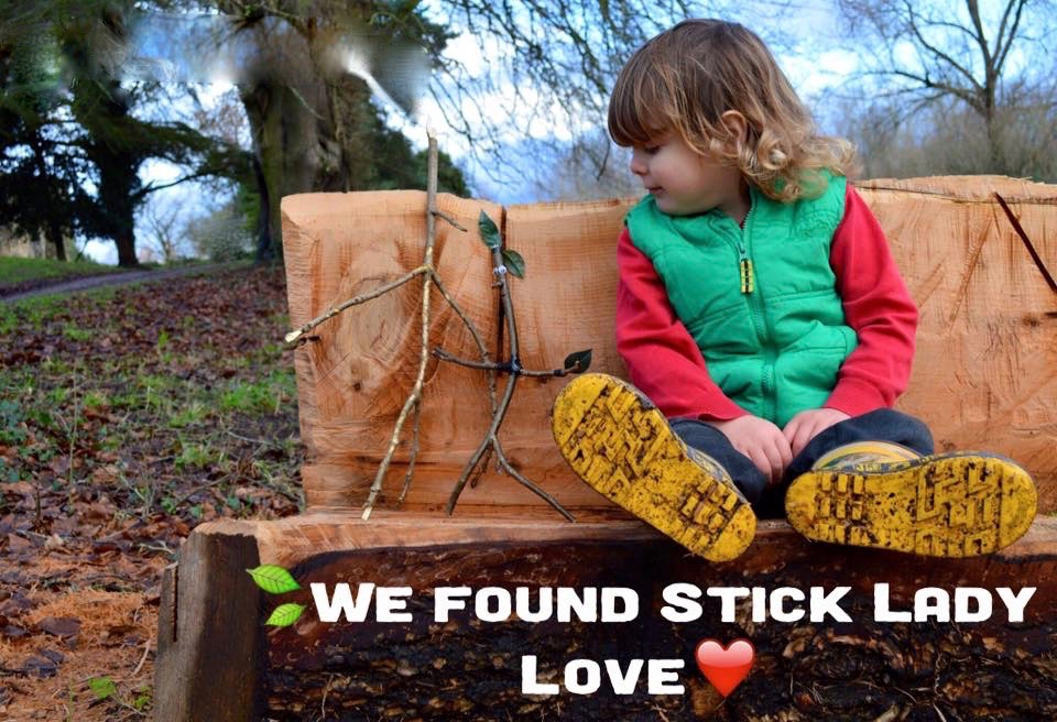Ways to Get Kids Excited About Walking - Stick Man Adventure