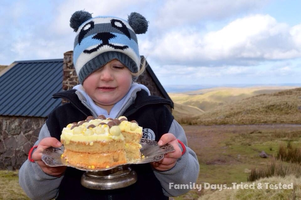 Ways to Get Kids Excited About Walking - posh cake tea