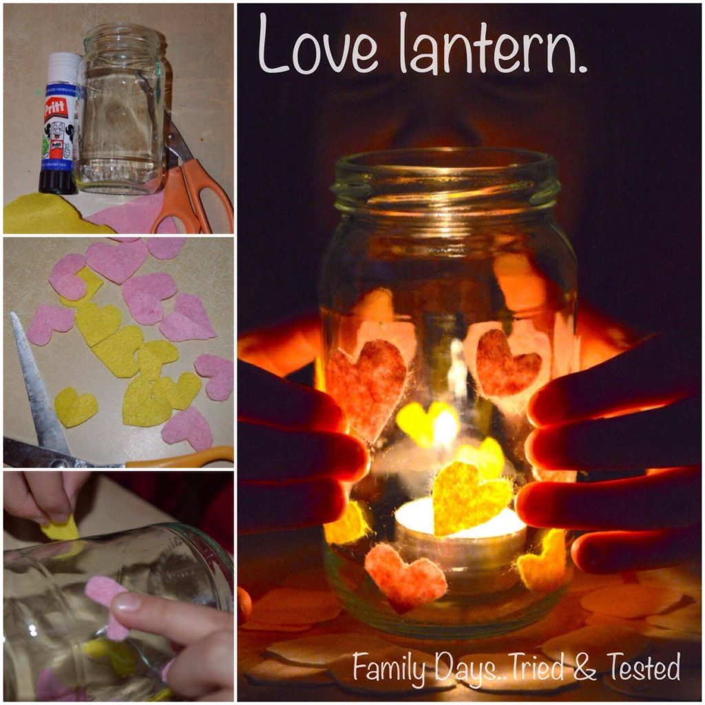 Love Lantern - Valentine's Day Ideas