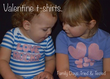 Valentine T-shirts - Valentine's Day Ideas