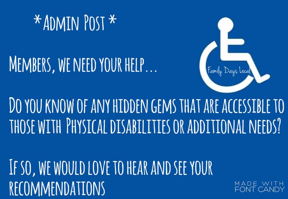 Recommended Accessible Places in South Wales