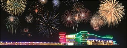 Things To Do In South Wales During Feb 2017 Half Term - Weston Supermare Fireworks