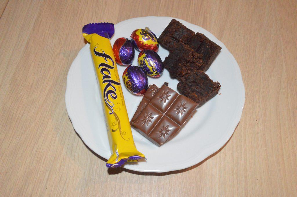 Scotch Creme Eggs - ingredients