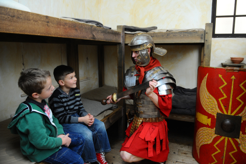 Super Saturdays at the National Roman Legion Museum Caerleon