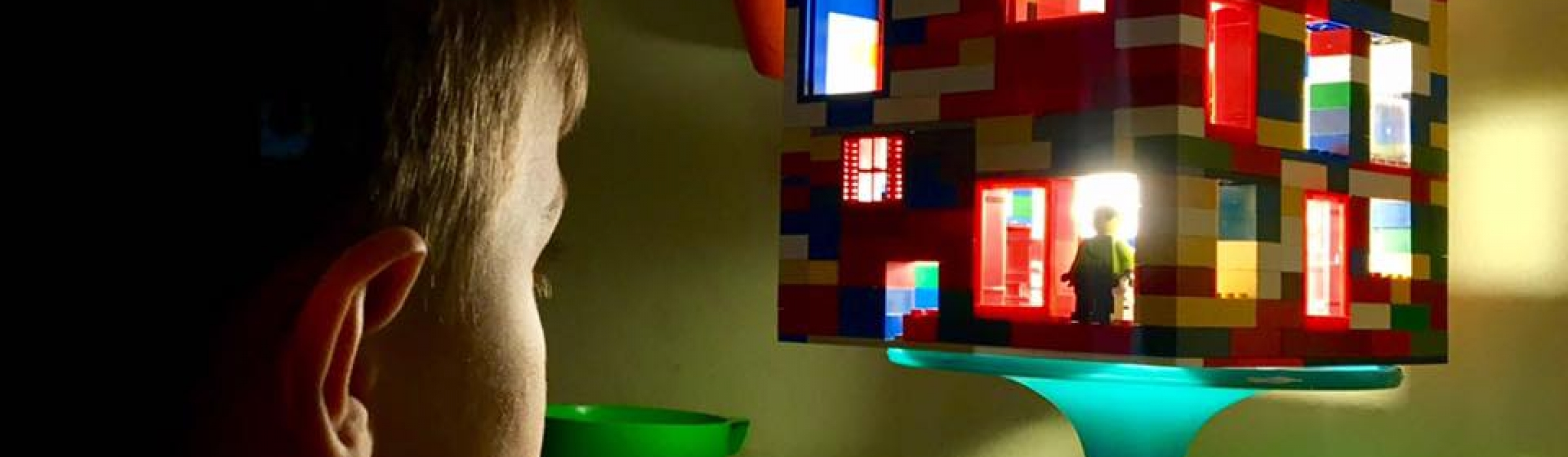 LEGO Lamp Night Light