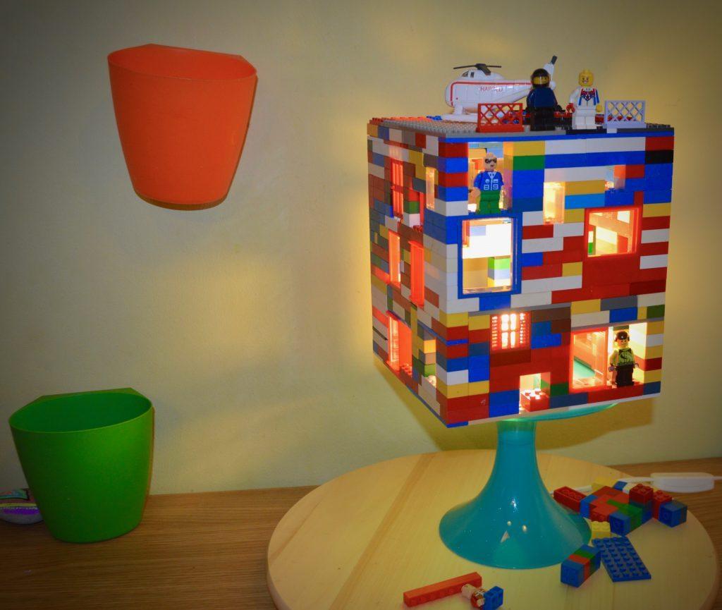 LEGO Lamp Night Light