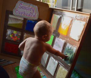 Sensory Cupboard