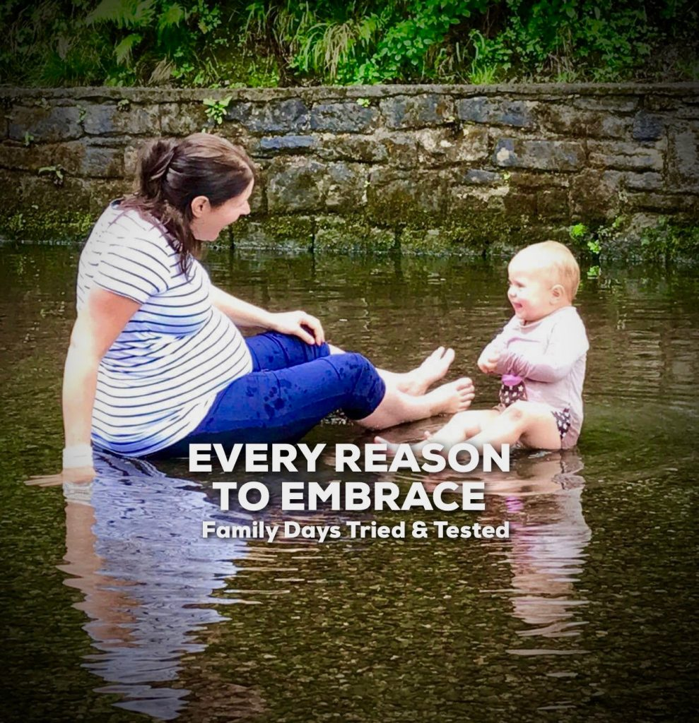 Every reason to embrace