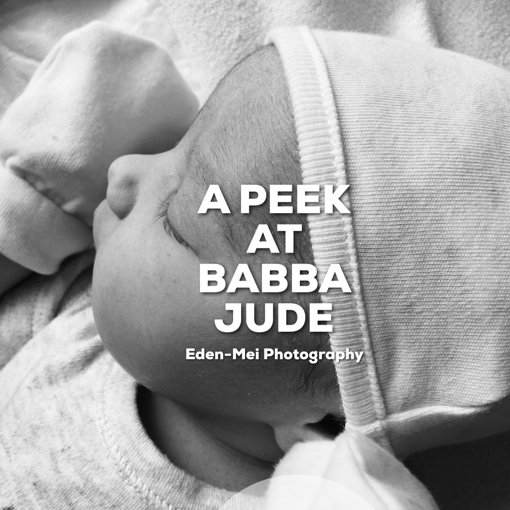 A first view of Babba Jude
