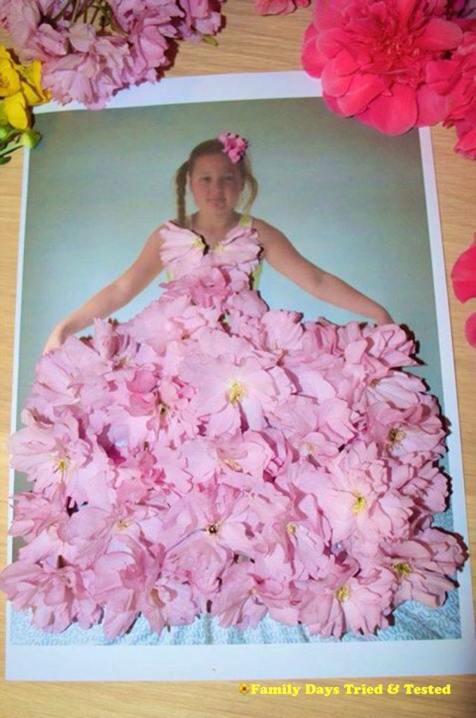 Blossom Fashion Art