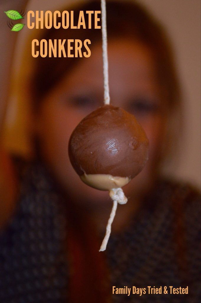 Chocolate Conkers