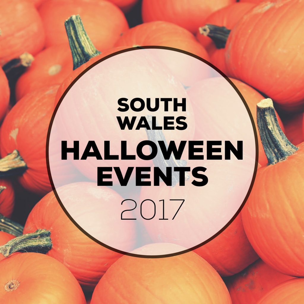 South Wales Halloween Events 2017