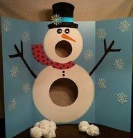 Snowball Shoot - school funraising ideas