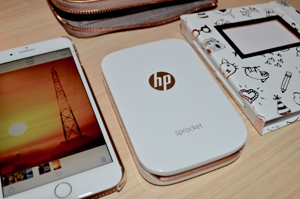 HP Sprocket Printer